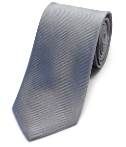 TIE – SOLID 2340NT #12 GRAY