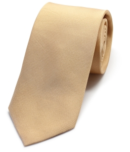 TIE – SOLID 2340NT #17 GOLD