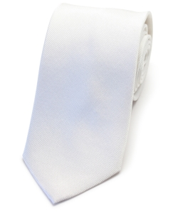 TIE – SOLID 2340NT #18 WHITE