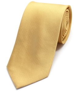 TIE – SOLID 2340NT #5 YELLOW