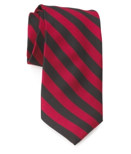 Tie – College Rep 68186 #11 Black Red